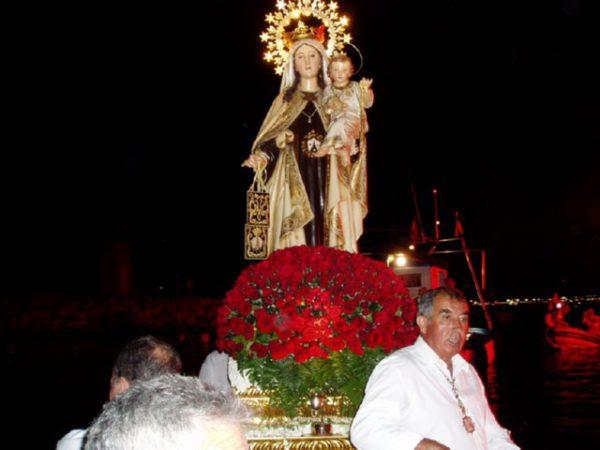 Lee más sobre el artículo Cultura. Virgen del Carmen 2004 – 05